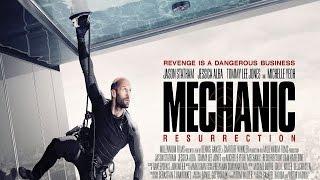 О кино - Механик: Воскрешение (полный обзор приключений влюблённого подонка)