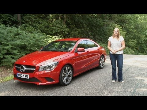 2013 Mercedes CLA review - What Car?