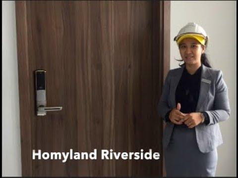 Đột nhập Bên trong căn hộ Homyland Riverside – 3 PN – 107m2