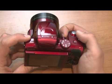 Подробный обзор фотокамеры Samsung WB2100. Интернет магазни Veryvery Ru