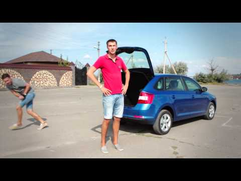 Skoda Rapid I покоління Хетчбек