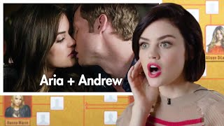 \'Pretty Little Liars\' Break Down Every On-Screen Hookup and Murder | Vanity Fair