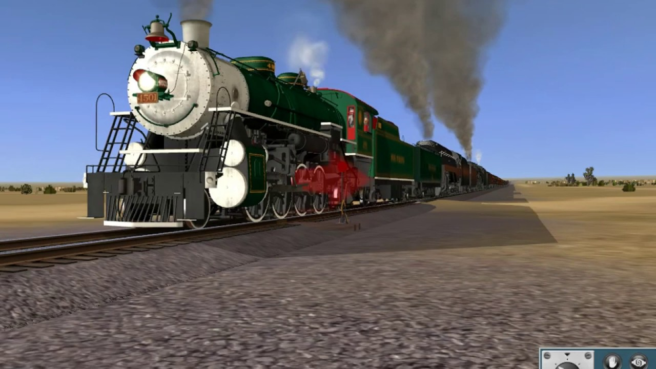 Trainz 12: 4501, 611, and 1218 Tripleheader Part 24: Turn Around Procedure  Part 2/4