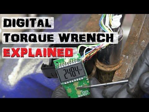 BOLTR: Harbor Freight Digital Torque Adaptor   Wheatstone Bridge Strain Gauge