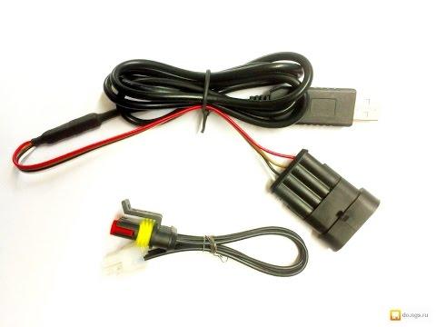 Как сделать диагностический кабель для ГБО