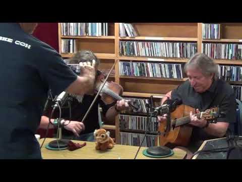 Richard Wood & Gordon Belsher - trad. fiddle tunes - WLRN Folk Music Radio