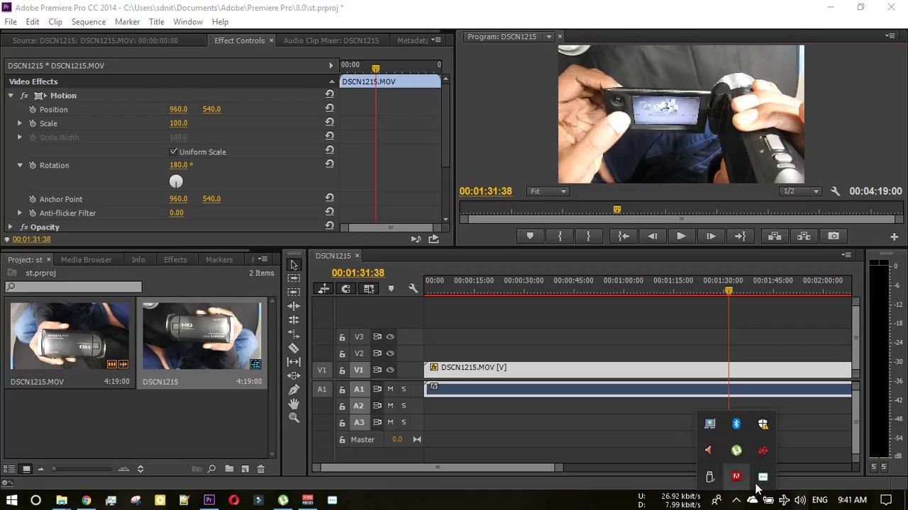 how to add video in adobe premiere pro