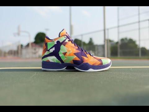 9da66765d4d8 Foot Locker Unboxing! Jordan XX9 On Foot and Court! - YouTube