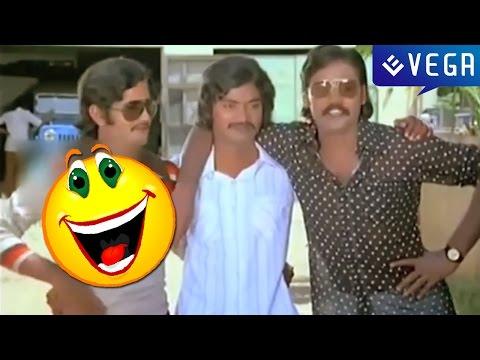 Indru Poi Naalai Vaa Movie - Bhagyaraj His Friends Comedy Scenes