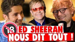 QUELLE STAR ENVOIE DES VIDÉOS P**NOS A ED SHEERAN ?