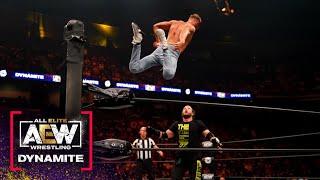 Matt Hardy is out for Revenge on Orange Cassidy, Did He Get It?   AEW Dynamite 100, 9/1/21