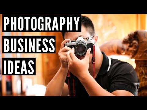 7 Best Photography Business Ideas 2019 thumbnail