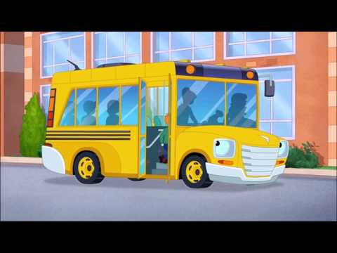 The Magic School Bus Rides Again Opening with The Magic School Bus Theme Song