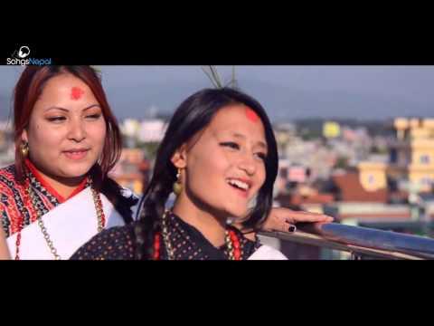 Dashain Tihar - Rabina Shrestha, Rijala Shrestha   Latest Nepali Dashain Song 2015