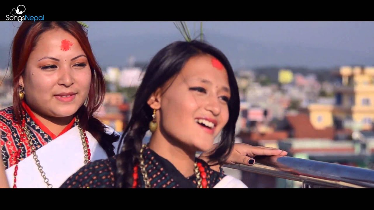 Dashain Tihar - Rabina Shrestha, Rijala Shrestha | Latest Nepali Dashain Song 2015