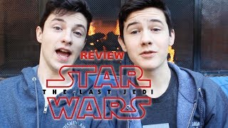 Star Wars: The Last Jedi NO SPOILER Review