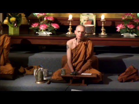Quality of Life | Ajahn Appicchato | 29 Jan 2016