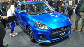 In Depth Tour Suzuki Swift Sport 4th Gen JDM - Indonesia