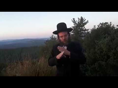 """החופש הגדול - חיזוק הרב צבי חלמיש שליט""""א"""