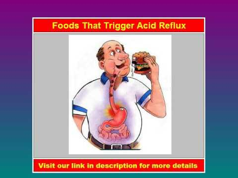 what foods can make acid reflux worse