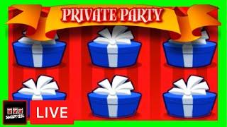 Casino VIP Event & Slot Battle 3! Slot Machine Fun W/ SDGuy1234