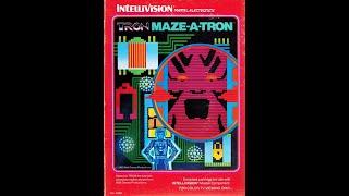 NSG Plays Tron Maze-A-Tron Intellivision