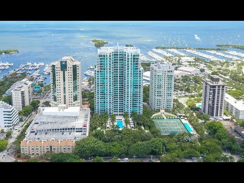 Spectacular 5 Bedroom Condo at Grovenor House overlooking the Coconut Grove Bay and Marina