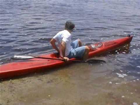 Cobra Eliminator Kayak Youtube