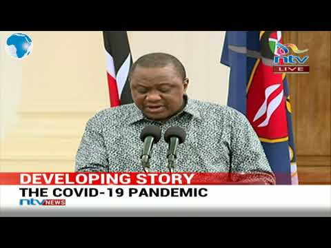 President Uhuru says there is a mixed consensus on easing Covid-19 restrictions