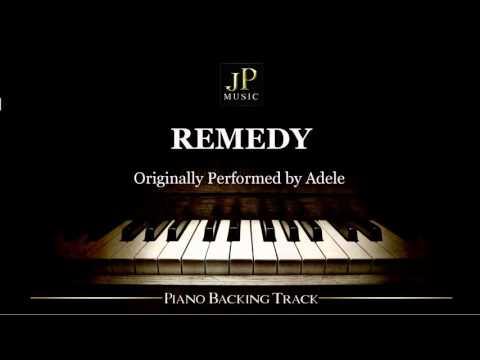 Remedy by Adele (Piano Accompaniment)