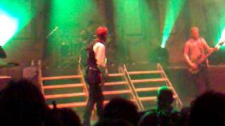 THERION- The khlysti Evangelist- Live in mexico city- 4/6/10