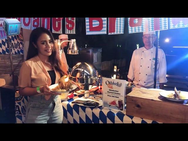 OKTOBERFEST 2019 @Havana Bar & Terrazzo Restaurant