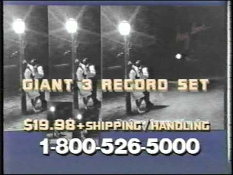 Hey Love - Sexy Soul LP TV Commercial From The 80's