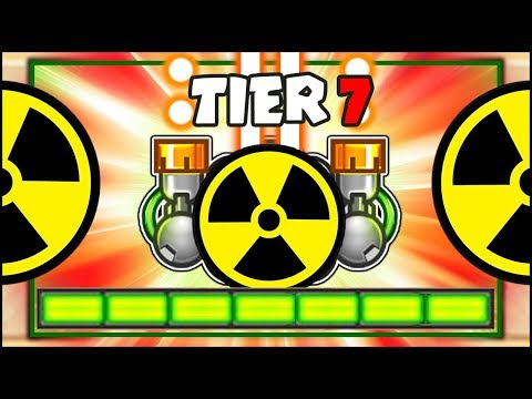 THE TIER 7 UPGRADE IS HERE!! EVEN MORE DESTRUCTION!! | Bloon