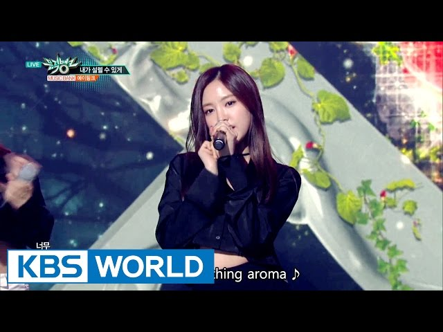 Apink - Only one | 에이핑크 - 내가 설렐 수 있게 [Music Bank / 2016.10.14]