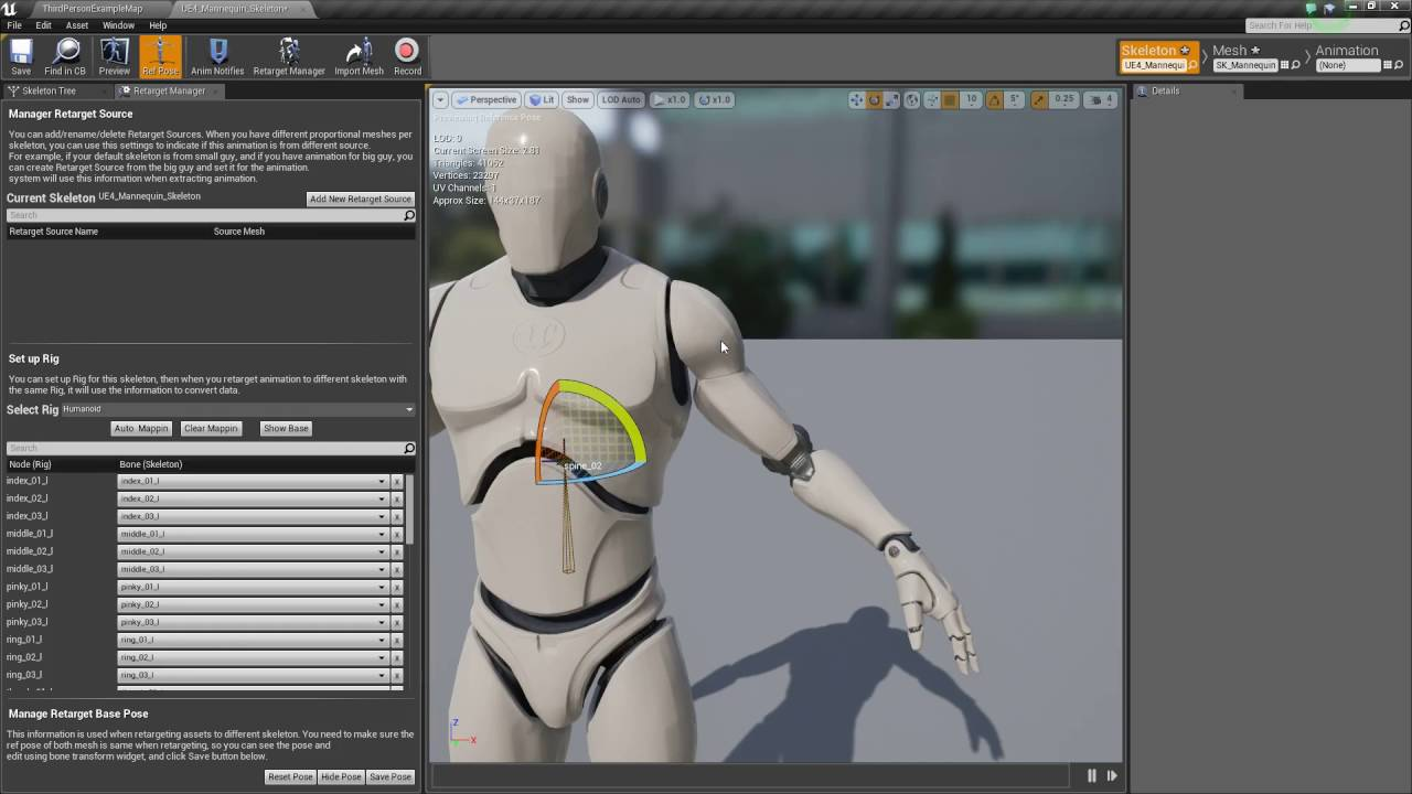 Unreal Engine 4 - Improved Flying - With Animation