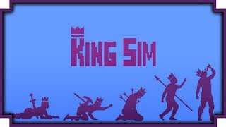 KingSim - (Kingdom Running Simulation Game)