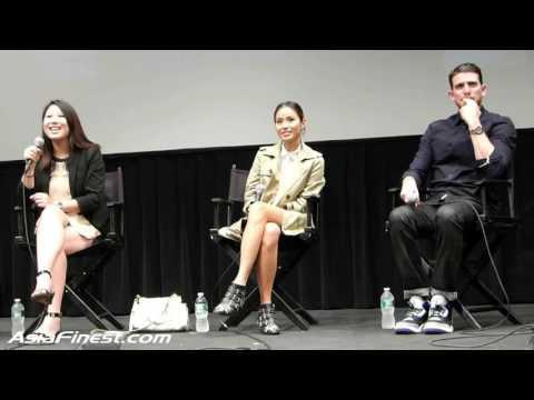 It's Already Tomorrow In Hong Kong Movie Q&A Part 2 Jamie Chung Emily Ting NYAFF 2015