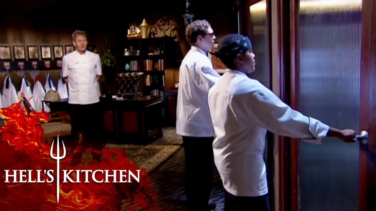 The Winner Of Series 13 Hell S Kitchen Youtube