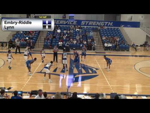 #LynnMBK vs. Embry-Riddle Live Stream