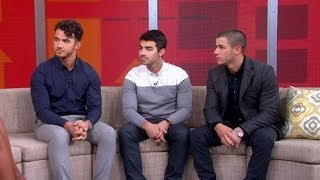 "Jonas Brothers Breakup Interview 2013: Nick Jonas: ""We Choose to Be Brothers First"""
