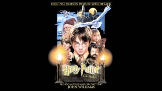 Harry Potter and the Philosopher's Stone Score - 08 - Mr Longbottom Flies
