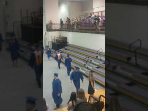 Montevallo High School 2017 Graduates
