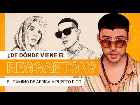 De dónde viene el reggaetón: El camino de África a Puerto Rico | Especial Slang