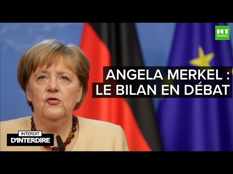 Interdit d'interdire – Angela Merkel : le bilan en débat
