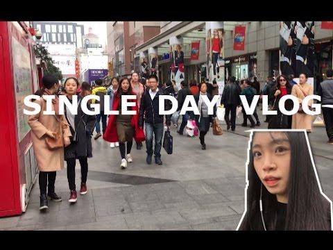 Single's Day in Chengdu
