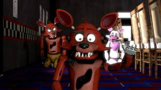 SFM FNAF Foxy s Family Give Me A Break