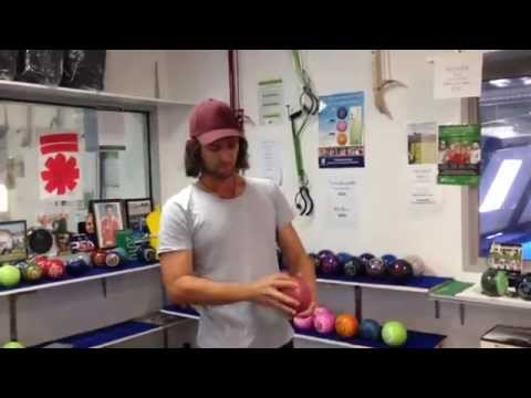 Lawn Bowls - How To Know What Size To Use?? Nev Rodda