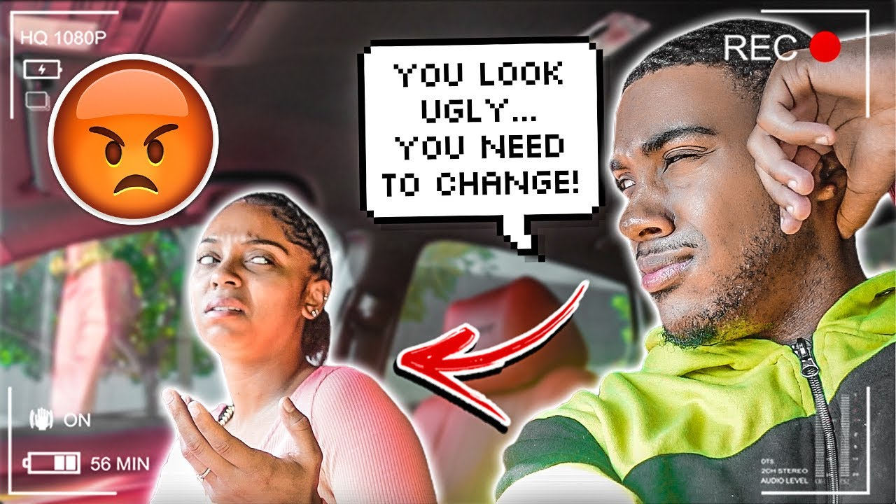I TOLD YOU TO LOOK GOOD... *PRANK ON GIRLFRIEND*