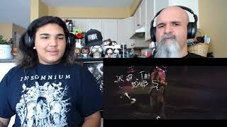 In Flames - Burn (Lyric Video) [Reaction/Review]